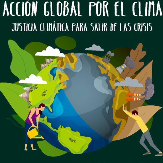Accion global por el clima Friday For Future 25092020