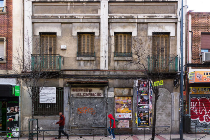 Barrio de Usera, Madrid